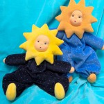 Babypuppe - Sonnenkind  - HP