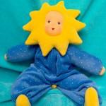 Spieluhren - Sonnenkind mit Spieluhr - HP  - Kopie