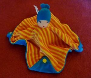 Babypuppe GutenMorgen-GuteNacht Puppe HP P1070165