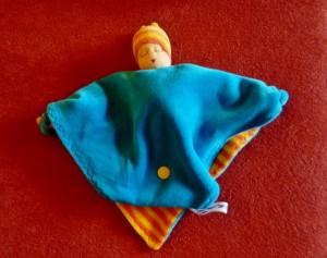 Babypuppe GutenMorgen-GuteNacht Puppe HP P1070167
